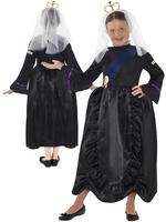 Girl's Horrible Histories Queen Victoria Costume