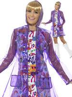 Ladies 60s Rain Mac