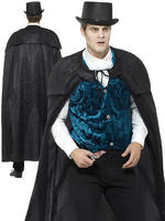 Men's Deluxe Victorian Jack The Ripper Costume