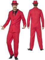 Men's Zoot Suit Costume