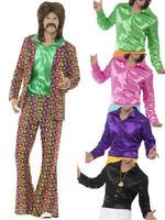 Men's 60s Psychedelic CND Suit