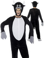 Men's Deluxe Bull Costume