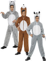 Childs Wolf / Fox / Mouse Costume
