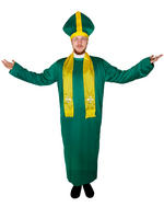 Men's Irish Priest Costume