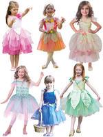 Girl's Fantastic Fairies Costume
