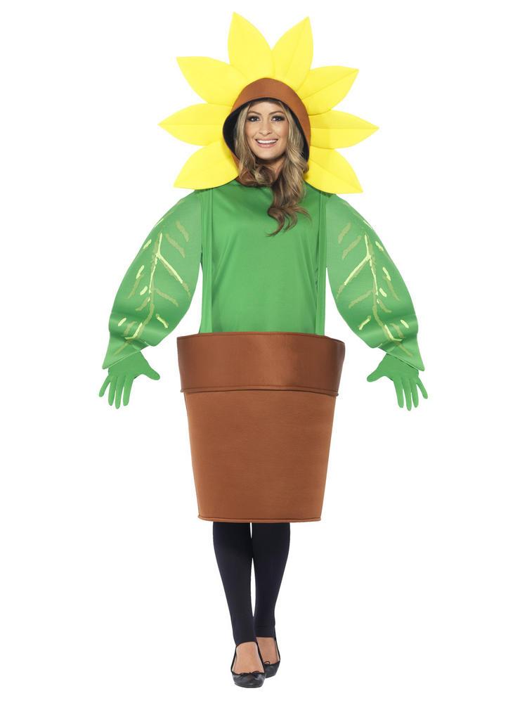Adults Sunflower Costume