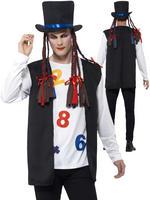 Men's 80s Pop Star Costume
