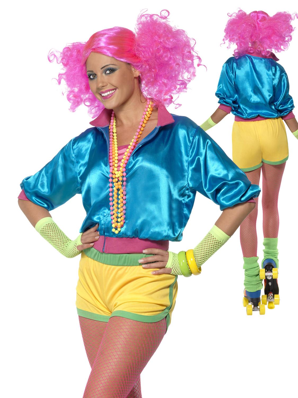 Ladies Skater Girl Costume   All Ladies   Fancy Dress Hub