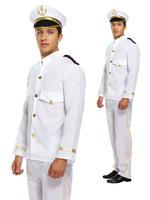 Men's Captain Sailor Costume