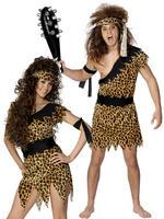 Adults Caveman / Cavewoman Costume