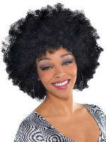 Adults Disco 70s Afro Wig