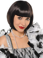 Ladies 1920s Flapper Wig