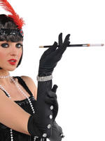 Ladies 1920s Flapper Cigarette Holder