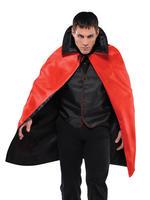Adult's Reversible Vampire Cape