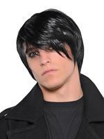 Adult's Gothic Vampire Punk Wig