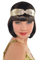 Ladies 1920s Flapper Headband