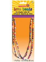 Adults 60s Hippie Beads