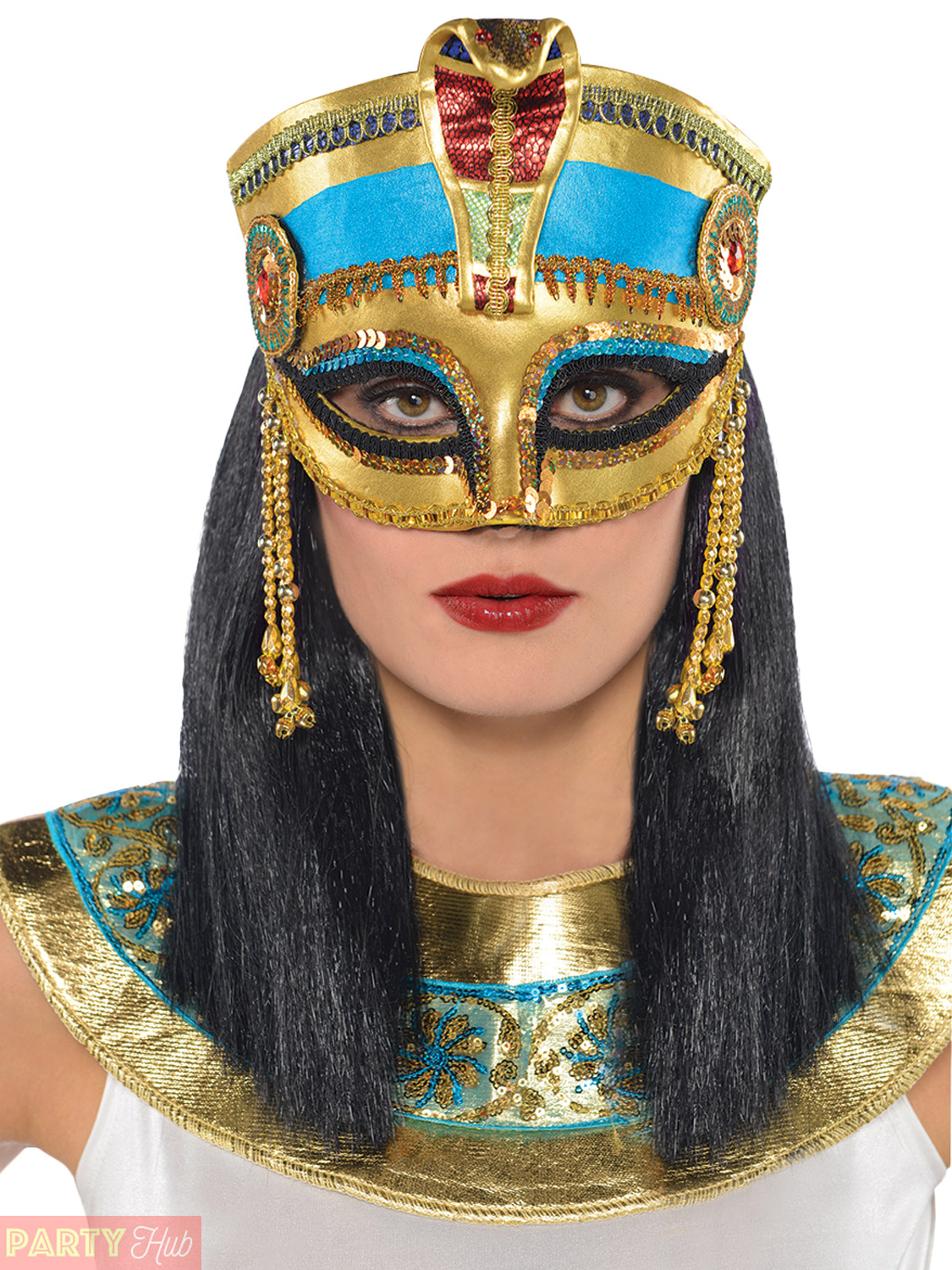 Ladies Egyptian Costume Accessories Adults Cleopatra Queen