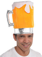 Adults Beer Hat