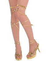 Grecian Goddess Leg Wraps