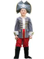 Boy's Travis Captain Costume