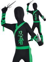 Boy's Ninja Party Suit Costume