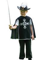 Boy's Travis Design Musketeer Costume