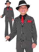Boy's Gangster Guy Costume