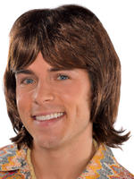 Adults 70s Heartthrob Wig