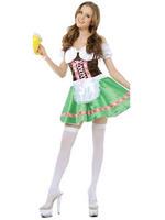 Ladies Beer Girl Costume
