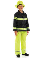 Boy's Fireman Costume