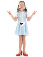 Girl's Dorothy Costume
