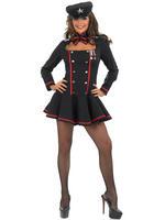 Ladies Commander In Chief Costume