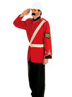 Men's Boer War British Soldier Costume