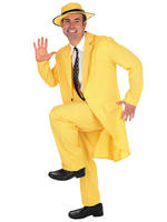 Men's Yellow Suit