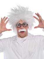 Adult's Mad Scientist Wig