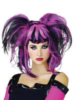 Ladies Punk Pixie Wig