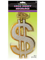 Adult's Rapper Money Necklace
