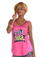 Ladies Hip Hop Tank Top