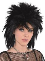 Ladies 80s Runaway Wig
