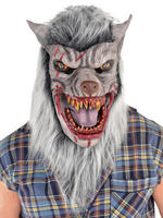 Adult's Werewolf Latex Mask
