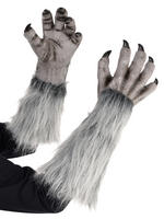 Adult's Werewolf Fur Gloves