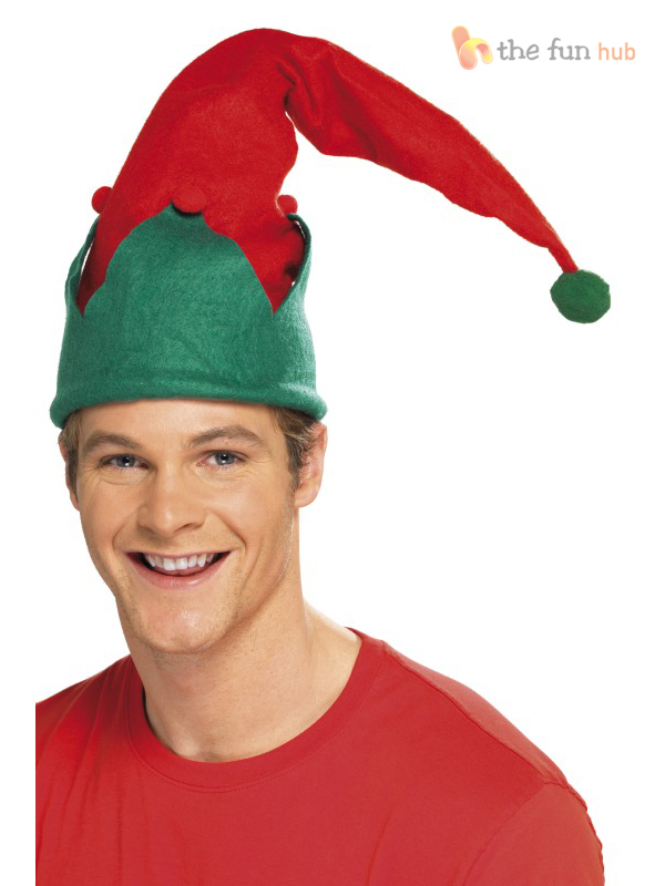 Adult-Christmas-Elf-Fancy-Dress-Santas-Little-Helper-Costume-Mens-Ladies-Outfit