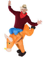 Adults Bull Inflatable Costume