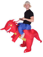 Adults Dragon Inflatable Costume