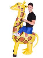 Adults Giraffe Inflatable Costume