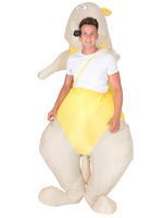 Adults Kangaroo Inflatable Costume