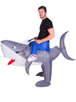 Adults Shark Inflatable Costume