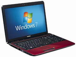 Toshiba Satellite L750-22Z 15.6