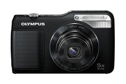 OLYMPUS VG-170 Compact Digital Camera - Black - New - HD720p 14 megapixels Enlarged Preview